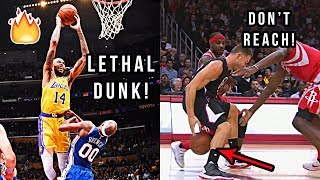 """NBA """"NO ONE CAN STOP ME"""" Moments 
