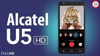 Alcatel U5 HD - Better than Redmi 4A?