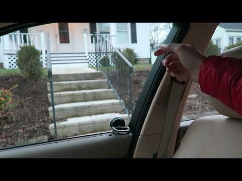 BMW Broken Window Regulator Quick Fix Temporary Repair