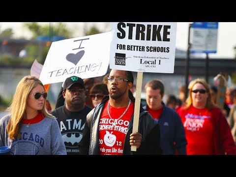 West Virginia Teacher's Strike Just The Beginning?