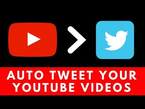 Youtube To Twitter (Tweet Videos Automatically)