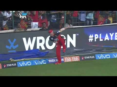 Best catches of ipl 2018 ll spiderman catch by a b de villiers ll best of ipl