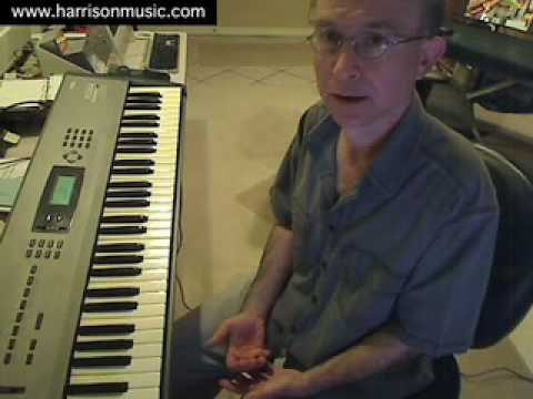 Online Piano Lesson Preview by Mark Harrison.mp4