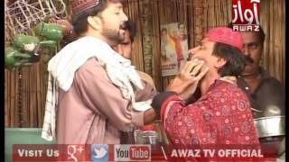 Awami Hotel Ep 99 Part 02 By Awaz Tv