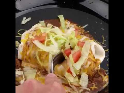 Smothered Burritos Recipe