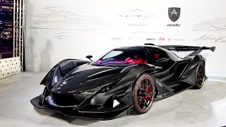 GAME OVER Lamborghini and Pagani...This $2.7 Million Apollo is INSANE