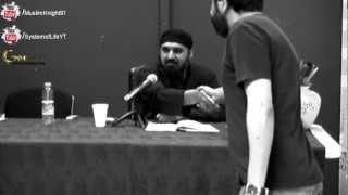 Fake IMAM MAHDI in the UK - Murtaza Khan lecture