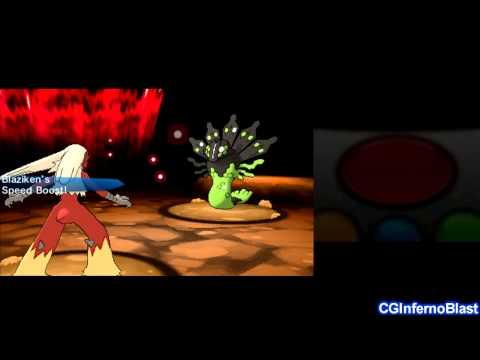 Pokemon X/Y - Walkthrough/Playthrough - Part 35 - [Terminus Cave - Catching Zygarde]