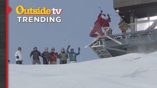 Grip it and Rip it With Straight Skis | Return of the Turn
