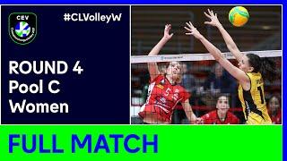 ASPTT MULHOUSE VB vs. VakifBank ISTANBUL - CEV Champions League Volley 2021 Women Round 4