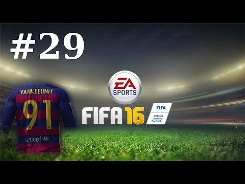 FIFA 16 #29 Immer zum Schluss Deutsch Let´s Play FIFA 16