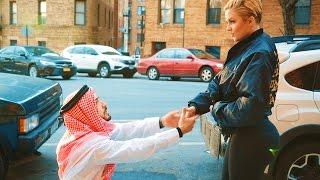 When Arabs See A Blonde Blue Eyed Girl ft. AllAmericanBadGirl