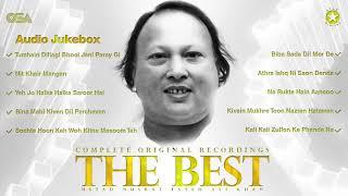 Complete Original Recordings - THE BEST | Audio Jukebox | Nusrat Fateh Ali Khan | OSA Worldwide