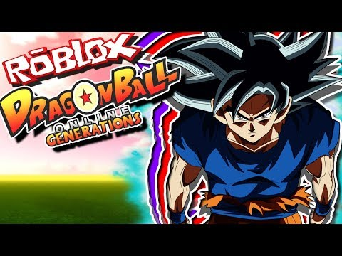 BACK AGAIN! IS THIS THE NEW FINAL STAND?!? | Roblox: Dragon Ball Online Generations