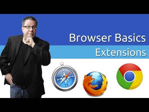 Browser Extensions - Back to Basics