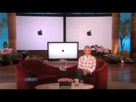 Ellen's iPhone Commercial Update!