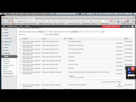 How to create a multilingual coming soon page for WordPress