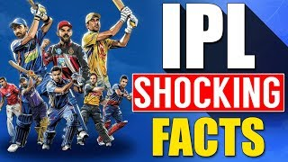Shocking Facts about IPL | IPL Exposed