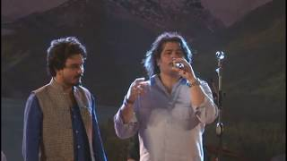 "With the honourable ""Shafqat Amanat Ali"""