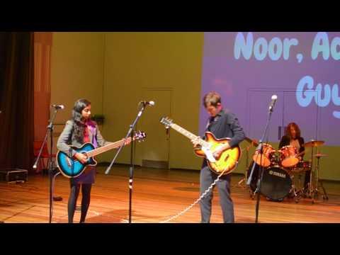 Noor Adina & Guy - Dartford Grammar School Talent Show 2016