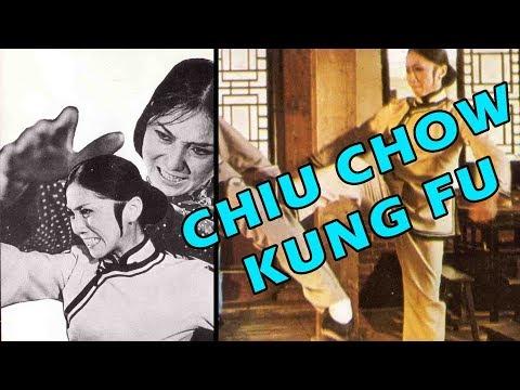 Wu Tang Collection - Chiu Chow Kung Fu - ENGLISH Subtitled
