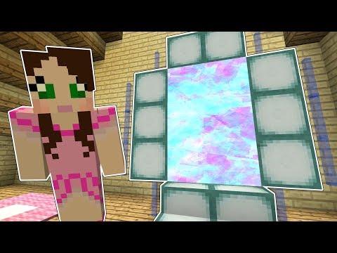 Minecraft: CLOUD DIMENSION!!! - DIMENSION JUMPERS - Custom Map [1]