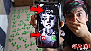 Download DO NOT SPIN 100 FIDGET SPINNERS AT 3AM!!! *OMG IT MOVIE GEORGIE CAME TO MY HOUSE* Video