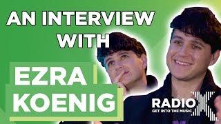 Download Vampire Weekend's Ezra Koenig | Full interview with Gordon Smart | Radio X Video
