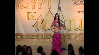 Layal El Sharqia - Enti Ya Amar @ Randa Kamel Extensive *egypt In Turin* Gala Show 2014