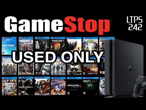 Gamestop pressuring employees, some lie to customers to push used sales. - [LTPS #242]