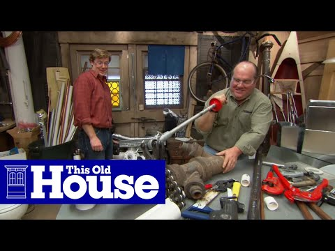 How to Cut Plumbing Pipes and Tubing - This Old House