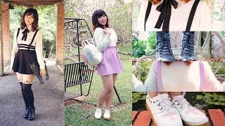 [Review] Monochrome x Pastel Outfits   The Lovers' Carousel Review