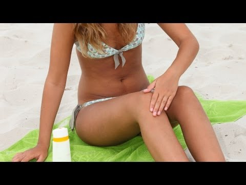 How to Use Sunscreen Correctly   Skin Cancer