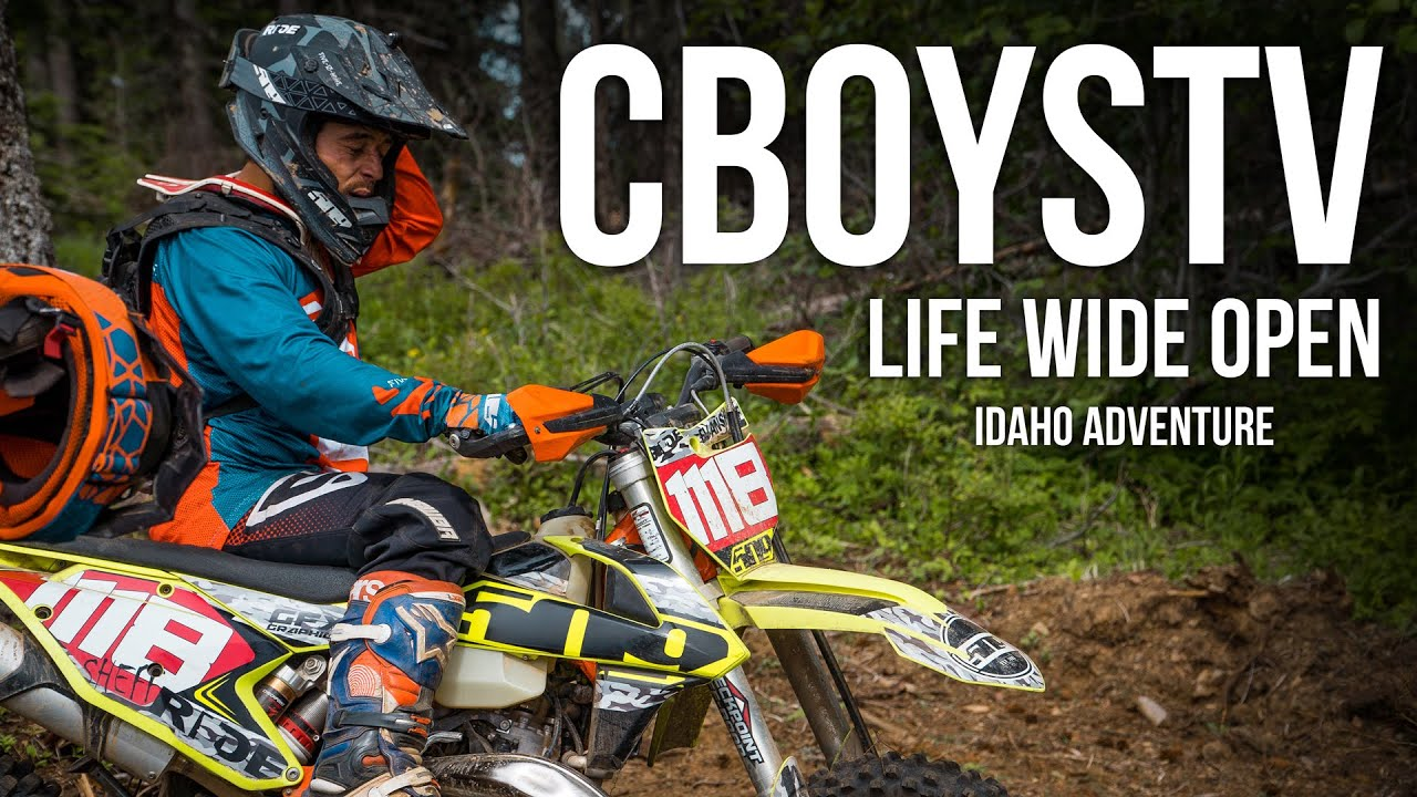 THE MOST INTENSE DIRTBIKING IN THE COUNTRY