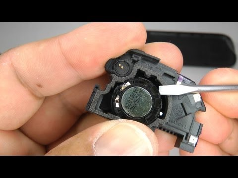 Nokia C2-01 Disassembly & Assembly - Screen & Case Replacement