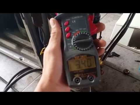 HOW TO PUMP-DOWN AN AC OUTDOOR UNIT WITHOUT MANIFOLD GAUGE