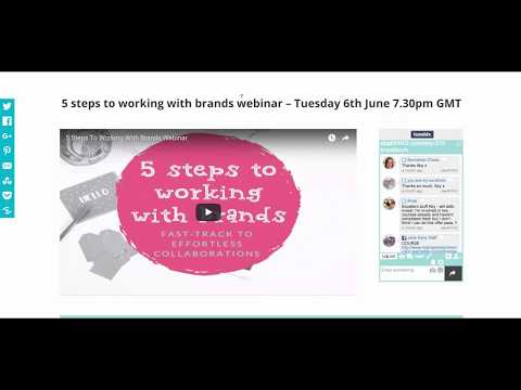 How to set up a webinar for free using YouTube Live & WordPress