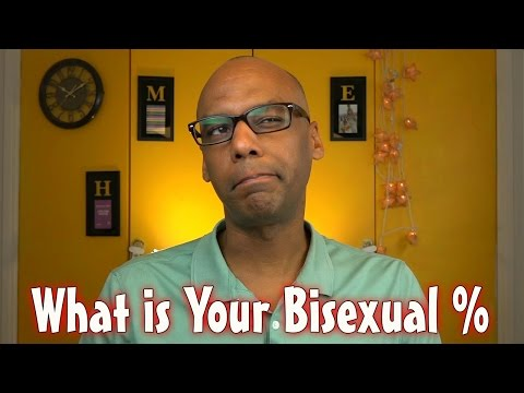 What is your Bisexual Percentage?