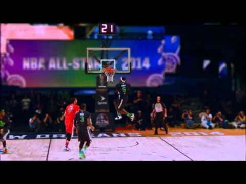NBA All-Star 2014: Best of Free-D Angles