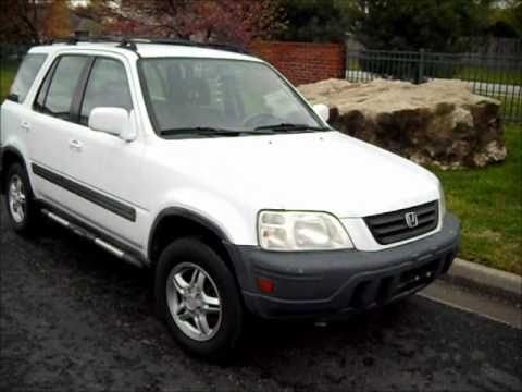 2000 Honda CRV EX    M2MLLc.com