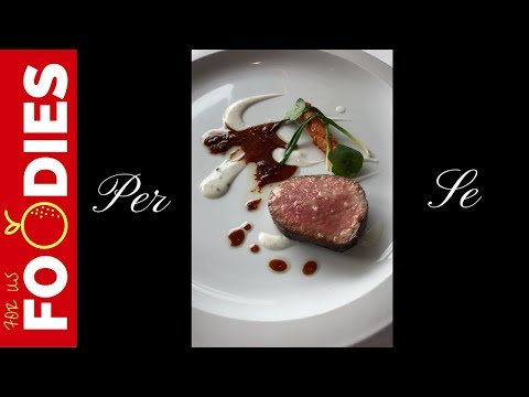 Our Trip to Per Se Restaurant - One Minute Vlogs
