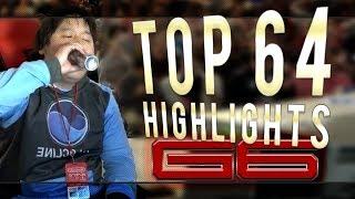 Top 64 Genesis 6 SSBM Highlights ft Mang0, s2j, Hungrybox, Axe
