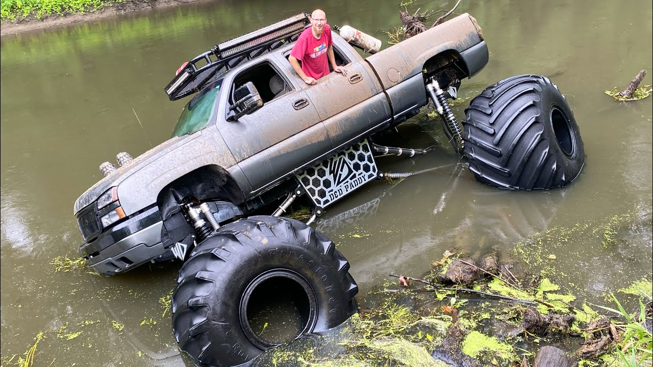 The Fastest Way to Lose a $170K Monstertruck