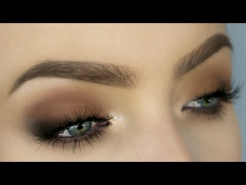 Hooded Eyes Eyeshadow 'The Dome Shape' Technique | STEPHANIE LANGE