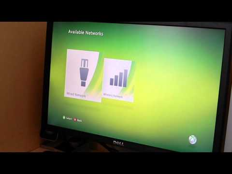 Internet Connection Sharing (Xbox 360) - Use Your Laptop/Computer As A Wireless Adapter
