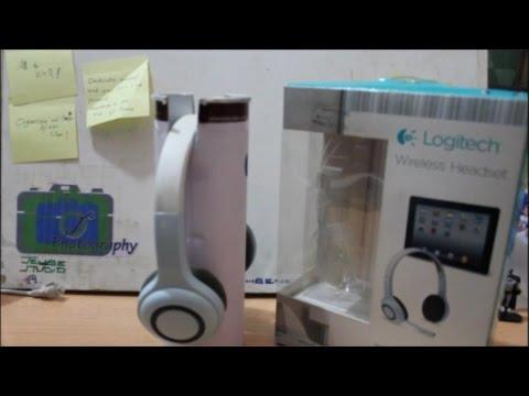 Logitech H600 Bluetooth Headphone Review