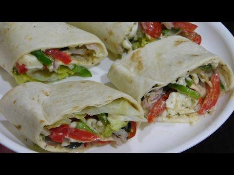 Veggie Tortilla Roll Ups // Vegan Tortillas, Mexican Tortilla