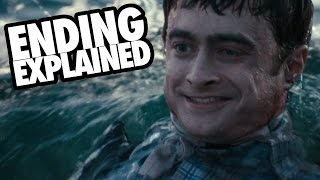 SWISS ARMY MAN (2016) Ending Explained