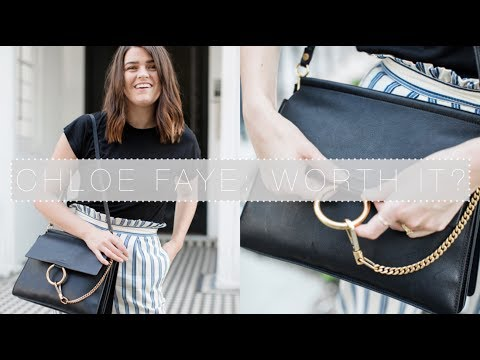 Chloé Faye: Review & What's In My Bag | The Anna Edit