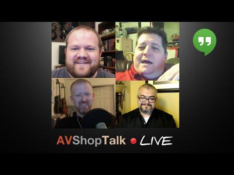 AV Nation's Kick-Starter & ISE 2015 | AVShopTalk Live